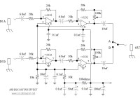 A/B Box Switch Pedal Circuit