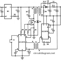 Ge Ac Motor Wiring Diagrams Gm Factory 5v/10a 50w Offline Switching Power Supply - Circuit Schematic