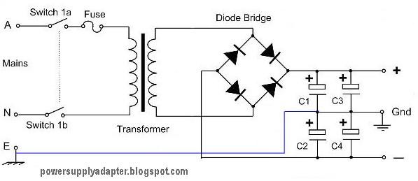 12v dual power supply regulated regulated 9v dual power supply