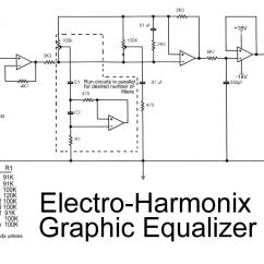 High Power Led Driver Circuit Diagram Automotive Electrical Wiring Diagrams Symbols Electro Harmonix Graphic Equalizer - Schematic