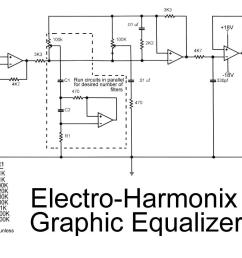 equalizer category electronic circuit diagram 4 band equalizer circuit diagram source 3 band audio  [ 1557 x 1008 Pixel ]