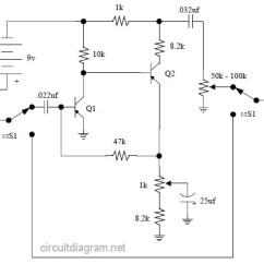 Fuzz Face Wiring Diagram Doctor Tweek V2 1976 Corvette Alarm Circuit Capacitor Charging Schematic Vox Tone Bender Pedal