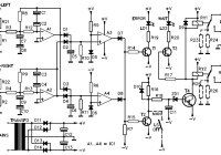 Stereo Speaker Protection Circuit Electronic