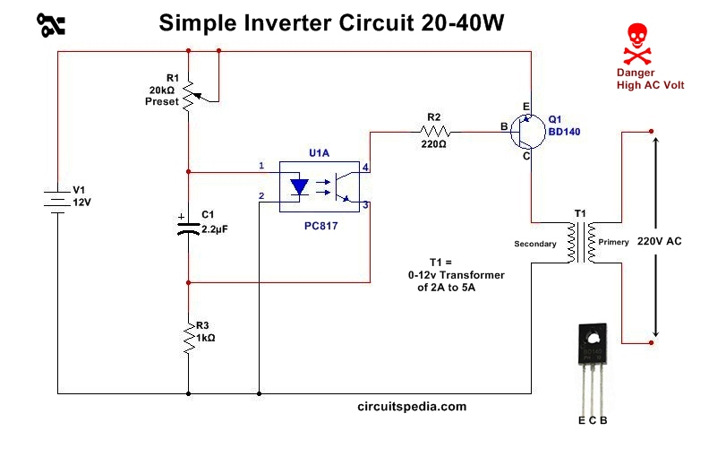 Simple Electronic Projects For Beginners, Electronic