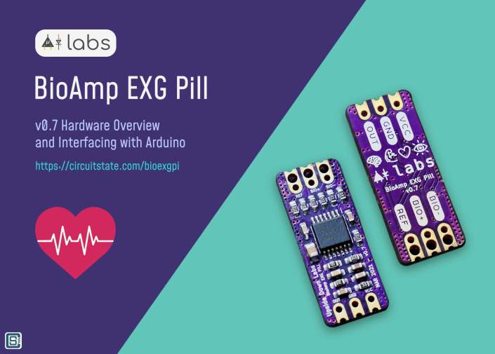 CIRCUITSTATE-BioAmp-EXG-Pill-0.7-Interfacing-with-Arduino-Feature-Image