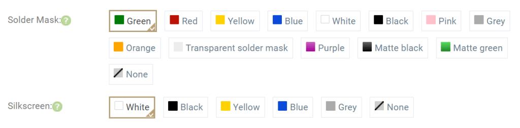 PCBWay-Adds-Pink-Grey-Orange-Transparent-Soldermasks-Available-Options-1