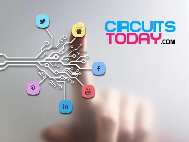 CircuitsToday Facebook Youtube Slideshare Twitter