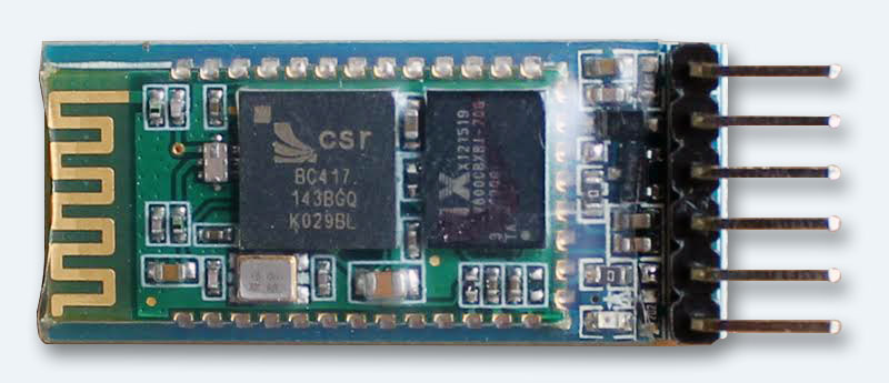 Bluetooth Module Interfacing