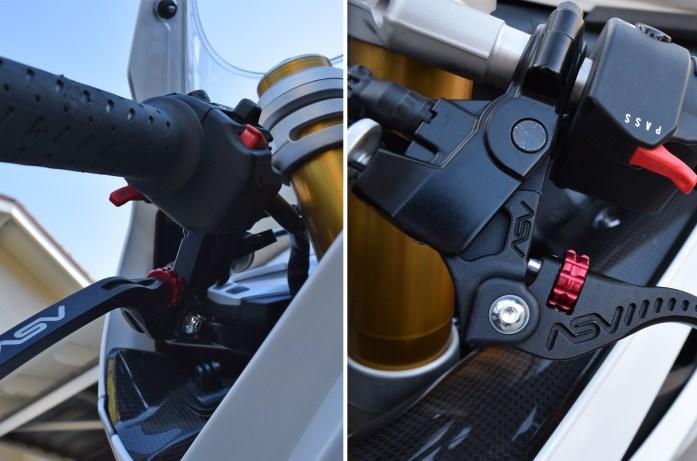 ASV-Daytona-675R-Clutch-Lever