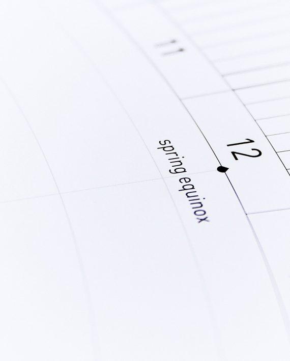 The Circular Calendar 2018 – City Editions