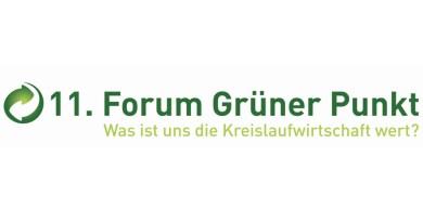 11. Forum Grüner Punkt