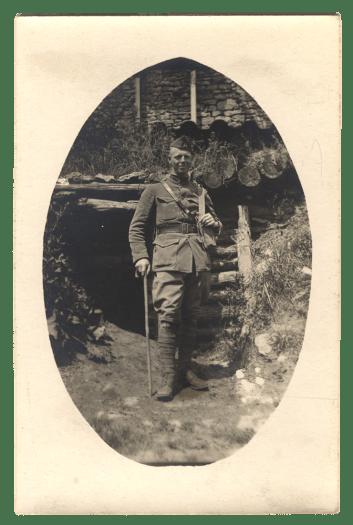 Stanhope Bayne-Jones in uniform.