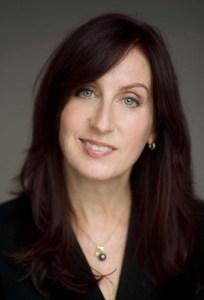 Studio Portrait of Maryn McKenna