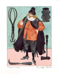 X. Physician, 17th Century