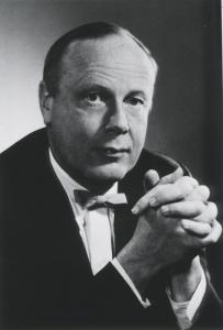 A formal portrait of Thomas C. Chalmers