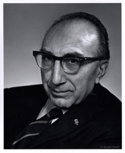 Portrait of Michael E. DeBakey