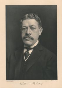 Foraml photogravure portrait with facsimile autograph.