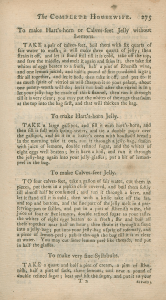 Page 275 of The compleat housewife.