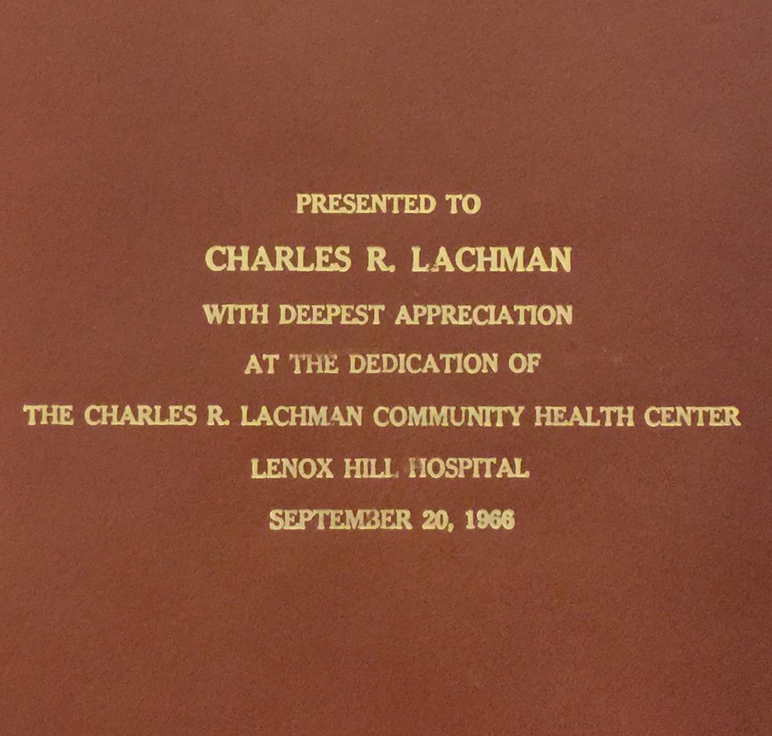 Lenox Hill Hospital's Modernization Captured in Photographs