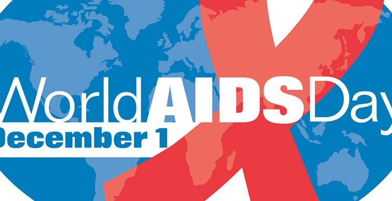 World AIDS Day December 1 logo