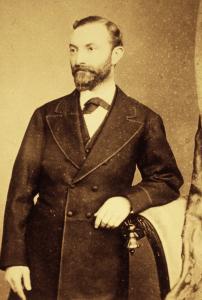 Portrait of Armistead Peter