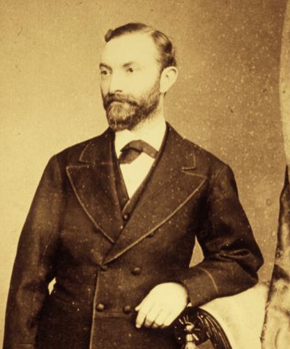 Armistead Peter 1840-1902 Portrait, Courtesy of Tudor Place Foundation, Inc., Washington D.C.