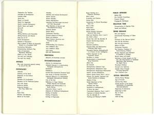 Index in the 1958-60 Psychological Cinema Register catalog.