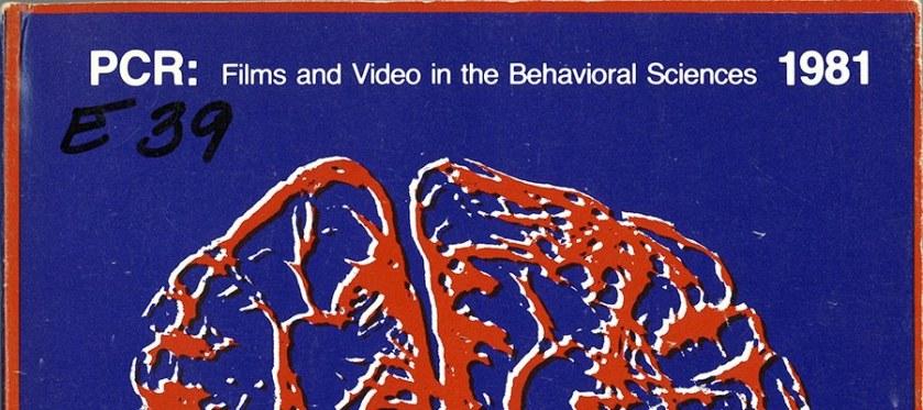 Detail of the 1981 Psychological Cinema Register catalog.