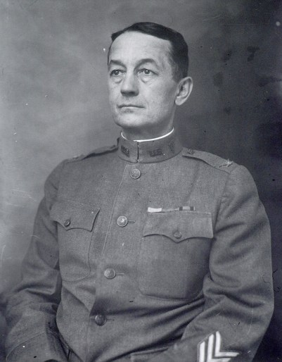 Portrait of Paul Frederick Straub.