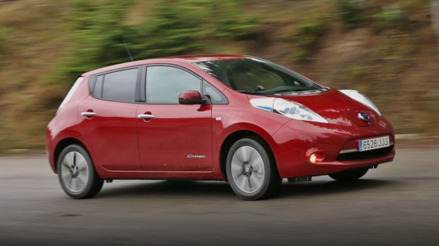 Nissan Leaf phase2 exterieur 2
