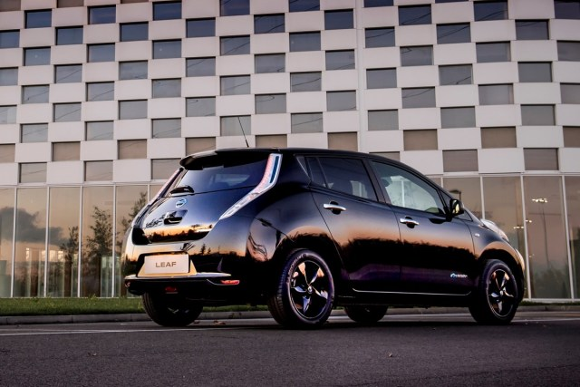 Nissan Leaf phase3 exterieur 1