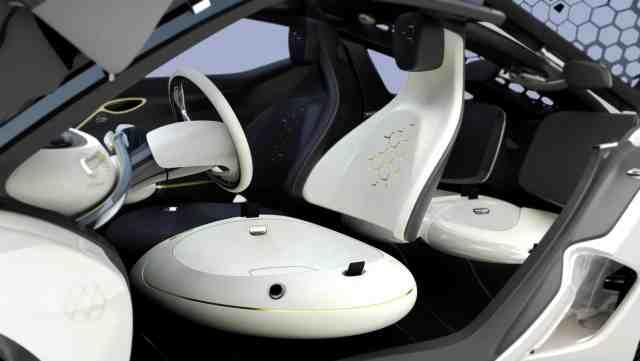 Renault Zoe Concept Interieur