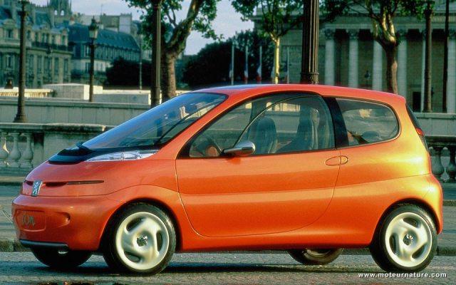 peugeot ion orange