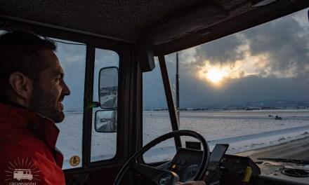 Tales of the Road – Leaving Hokkaido