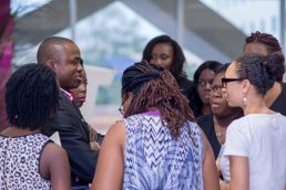 Dr. Beyou at She Hive Accra / She Leads Africa