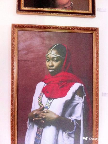 African Mona Lisa / Credit: GHinHD