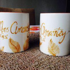 Sena Ahadji customized houseware craft designs made in Ghana gift ideas