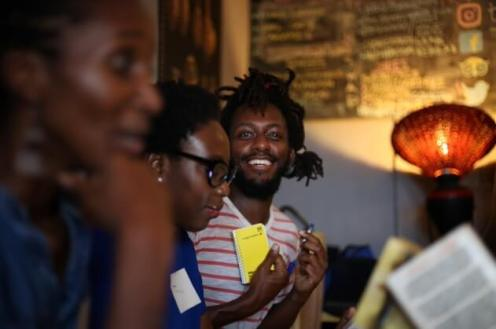 Sip & Swap Brunch Over Books Accra Book Lovers Club Ghana