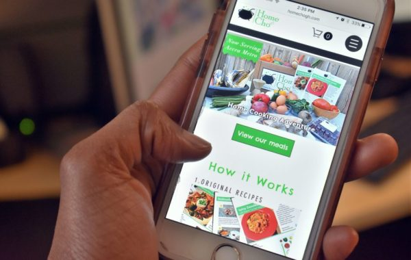 Cynthia Afedi Hazel on HomeCho - Ghana's First Meal Kit Service for Busy Professionals