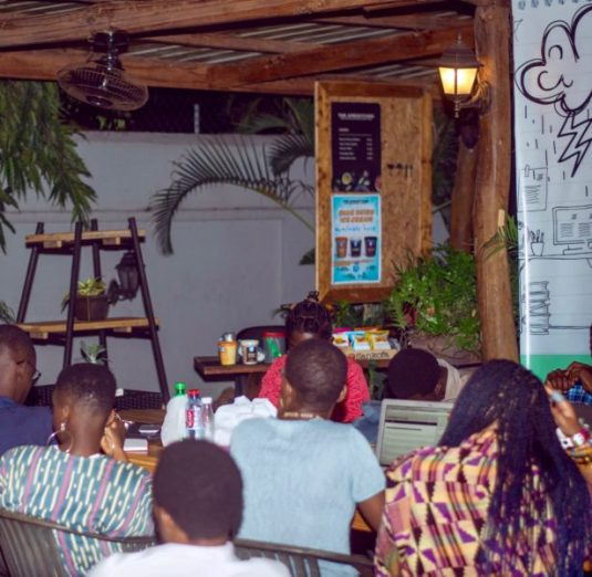 BaseCamp Initiative - Co-Working Space in Accra