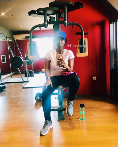 Jemila Abdulai - Weight Loss