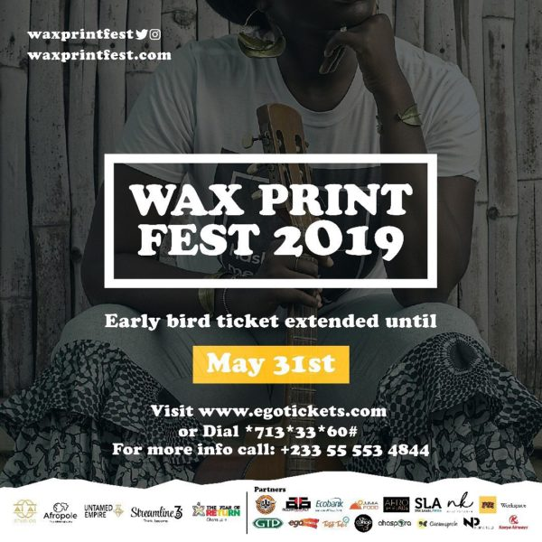 Wax Print Festival Ghana