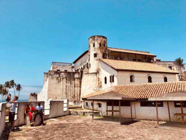 Elmina Castle, One of Ghana's Tourism & Year of Return Sites
