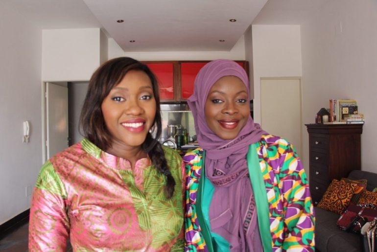 Economists & Afropolitan Mothers & Co-Authors Yacine Bio Tchane and Aminata N'Diaye Tall
