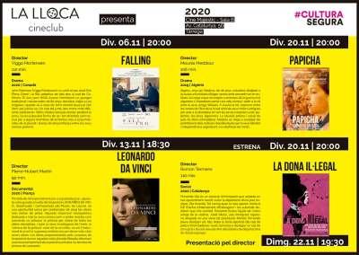 Cine Club La Lloca 2020