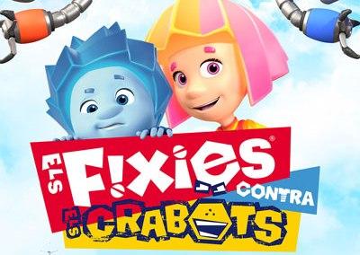 ELS FIXIES CONTRA ELS CRABOTS