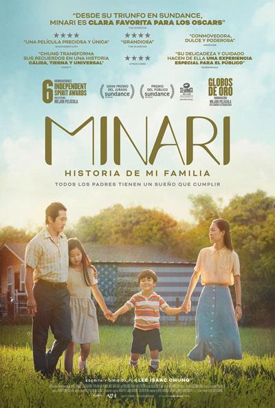 MINARI, HISTORIA DE MI FAMILIA