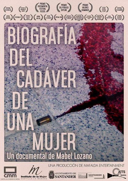 BIOGRAFÍA DEL CADÁVER DE UNA MUJER