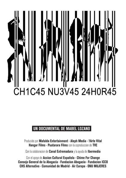 CHICAS NUEVAS 24 HORAS