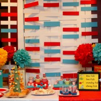inspiring celebrations {dr. seuss party}